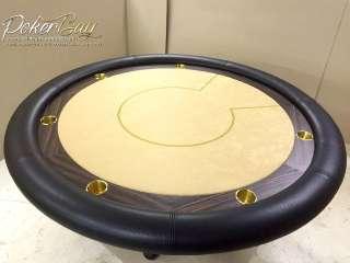 Стол «Китайский Покер (Ананас) 7 круглый»