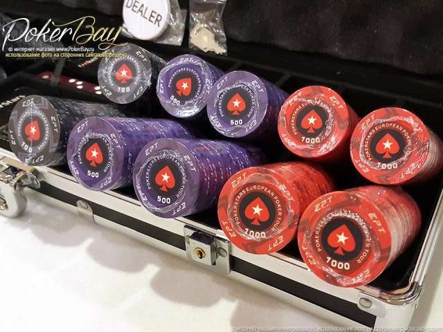 PokerStars EPT 500 Ceramic