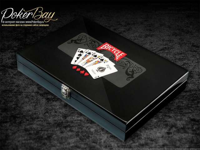 Bicycle Masters Poker Set 300