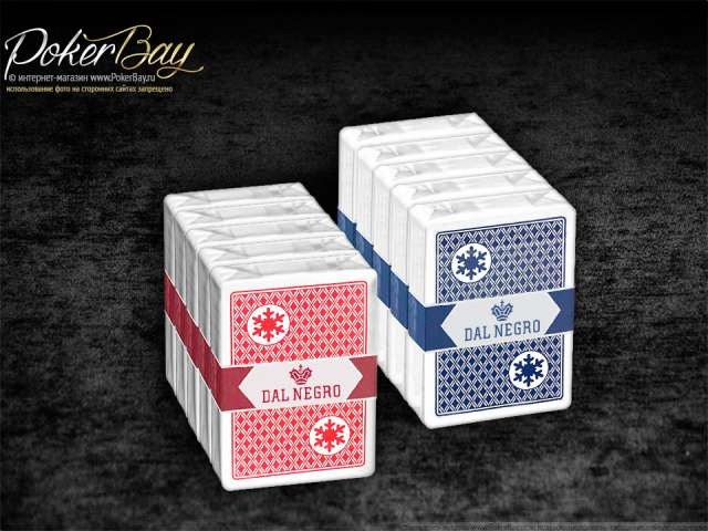 Блок Dal Negro Snowflake 10 колод