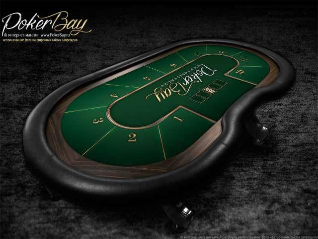 Профессиональный стол «Texas Poker 10» PokerBay Люкс