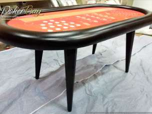 Стол для дома сборный c сукном под заказ