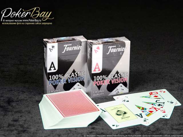 Fournier Poker Vision