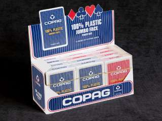 Блок Copag Jumbo (12 колод)