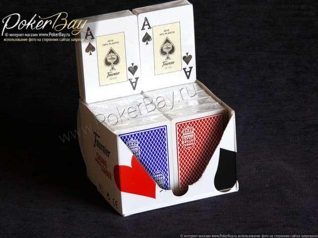 Блок Fournier 2818 Casino Monaco (12 колод)
