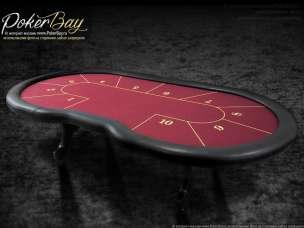 Профессиональный стол «Texas Poker 10» индивидуальный, под заказ