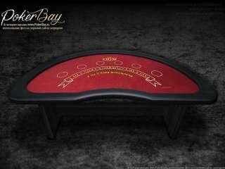 Стол для блекджека и русского покера