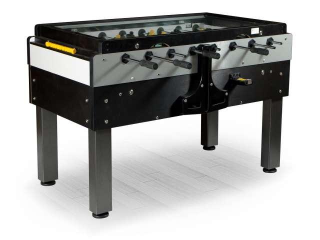 «Pro Sport» (144x76x90см, черный, жетоноприемник)